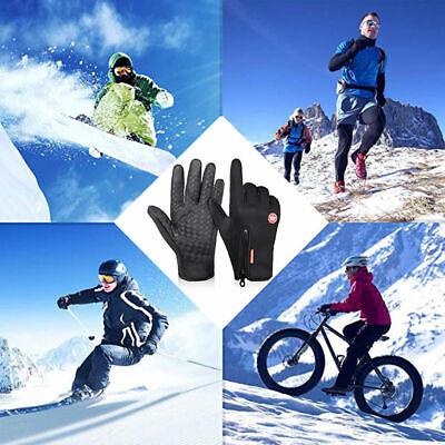 Touchscreen Handschuhe Fahrrad Winddicht Warm Sport Outdoor Laufhandschuh leicht