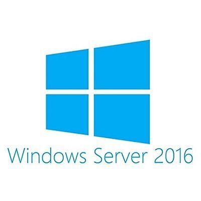 Msft Windows Server 2016 Standard  Retail License   Download