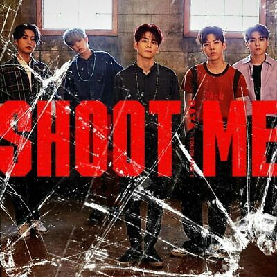 DAY6 - Shoot Me : Youth Part.1 CD+80p Photobook+Photocards