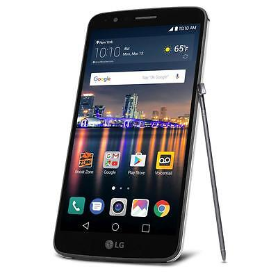 LG Stylo 3 16GB LTE Smartphone for Boost Mobile - New