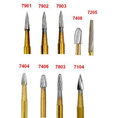 Dental Trimming Finishing Gold Burs Carbide Burs 79017803710474047205