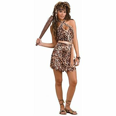 Stone Age Style - Cave Beauty - Adult Costume](Stone Age Costumes)