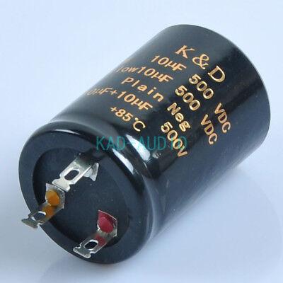 25pcs 1.0uF 100V 10/% Thomson Axial Metallized Polyester Film Audio Capacitors NE