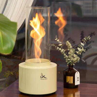 HANSOL FX Eco-Friendly Bio Ethanol Fireplace Tornado Spiral Flame Stove TS300
