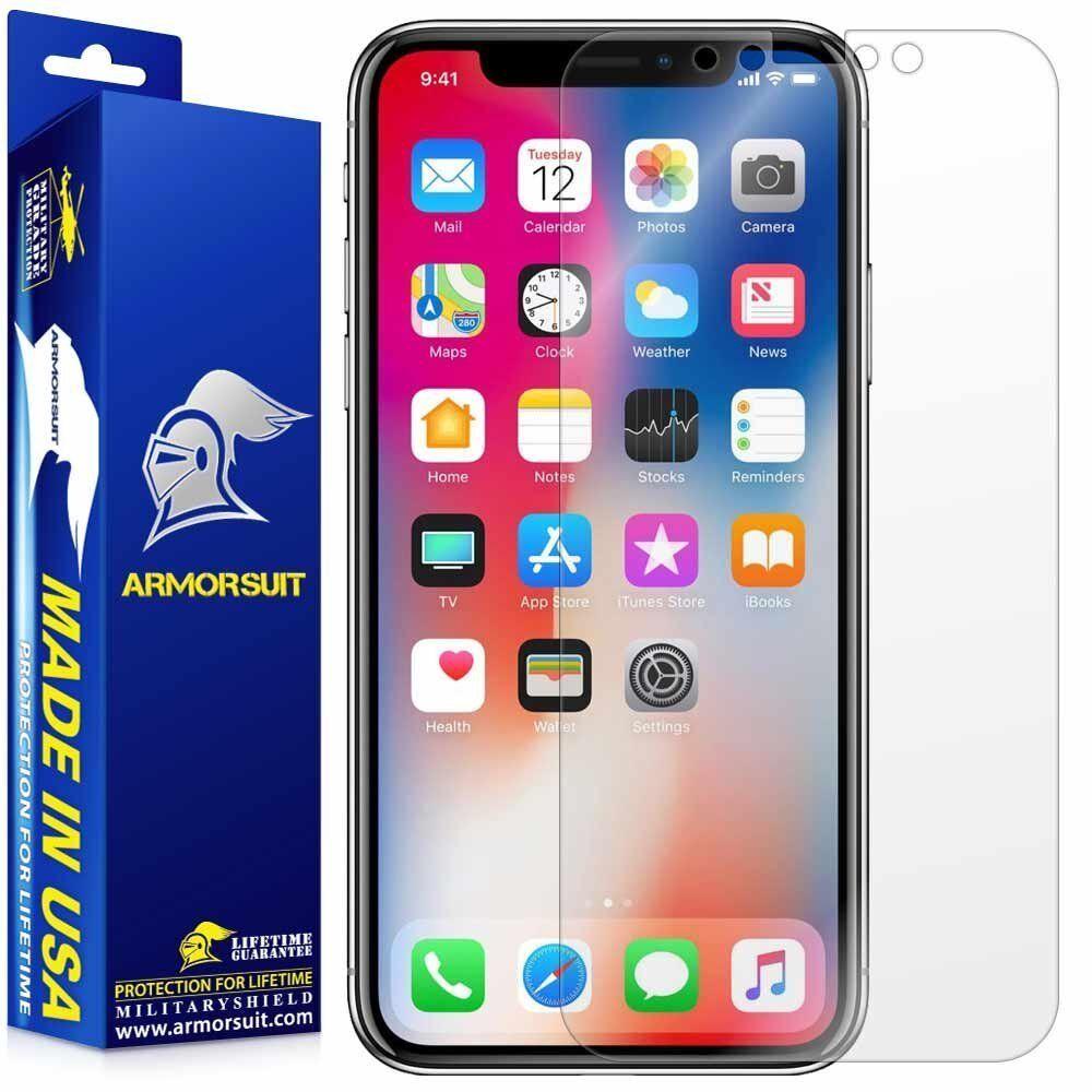 ArmorSuit - Apple iPhone X Screen Protector
