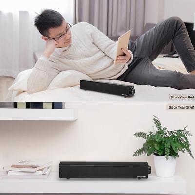 20W Soundbar Bluetooth 4.0 Redner USB Zuhause Lautsprecher 3.5 mm AUX HIFI A5Z4 (20 Soundbar)