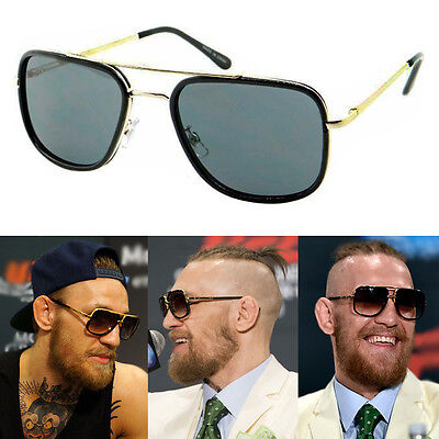 Conor Mcgregor Stylish Mens Sunglasses Notorious Ireland Boxing MMA UFC (Stylish Sunglass)