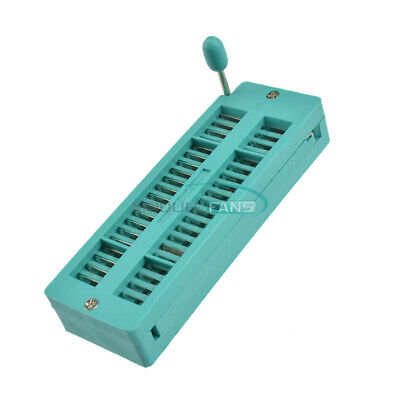 Narrow Universal Zif Test Dip Ic 3m Socket New 40 Pin