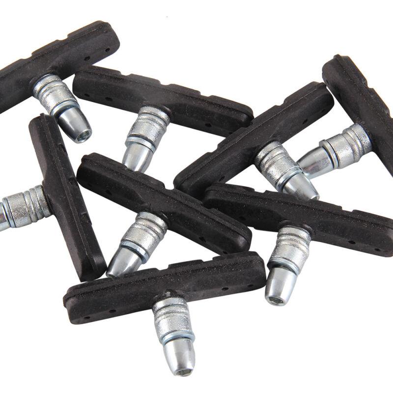 8 Bremsschuhe Bremsbeläge V-Brake Shimano kompatible, Fahrrad, VBrake, MTB
