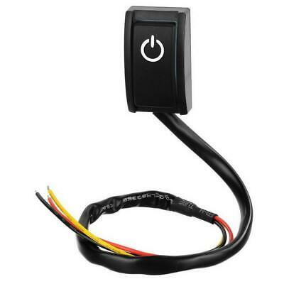 Car Diy Switch Paste Type Button Switchjtron Offon Dc Car Modification Switch