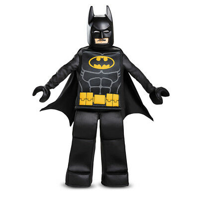 Lego Batman Halloween-kostüm (Boys LEGO Batman Movie Prestige Halloween Costume)