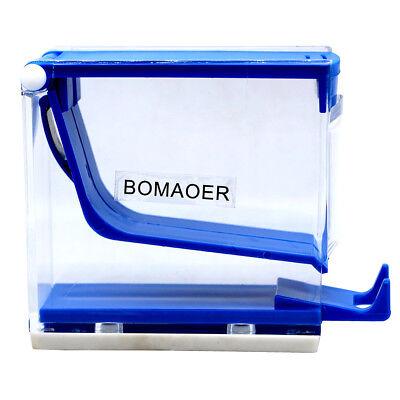 1pcsbox Dental Dispenser Holder Dental Cotton Roll Press Color Blue