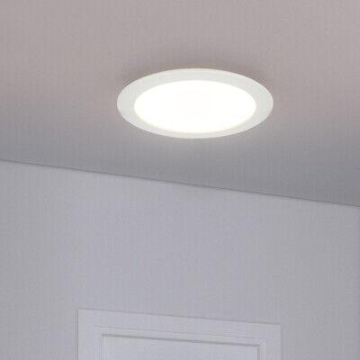 Foco LED Para Techo Empotrable Aluminio Baño Habitación Húmedo Espacio Lámpara