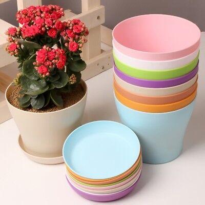 Wholesale Mini Plastic Flower Pot Succulent Plant Flowerpot For Home Office A - Mini Pots