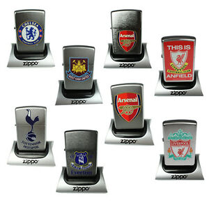 OFFICIAL-MERCHANDISE-STAINLESS-STEEL-FOOTBALL-CLUB-ZIPPO-LIGHTERS-GIFTS