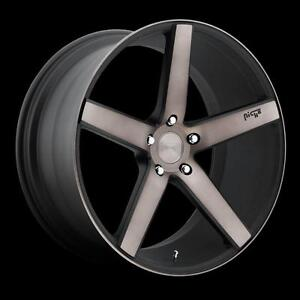 "NEW 19"" NICHE MILAN M134 RIM & TIRE PACKAGES --- WWW.TIRERIMSHOP.COM"