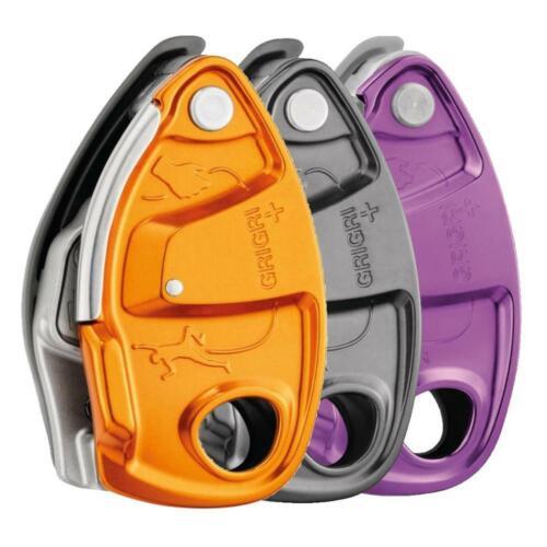 Petzl Grigri + Belay Device Full Color