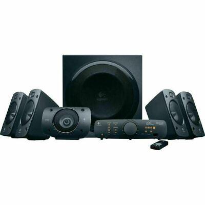 Logitech Z906 3D-Stereo-Lautsprecher THX (Dolby 5.1-Surround-Sound)