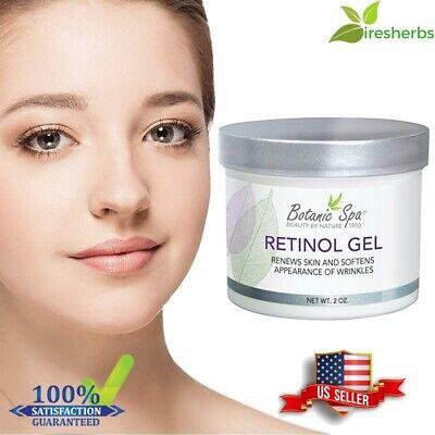 #1 BEST RETINOL GEL RENEW SKIN CELLS APPEARANCE WRINKLE ANTI AGING CREAM  2