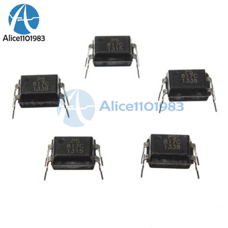 50PCS PC817 EL817C LTV817 PC817-1 DIP-4 OPTOCOUPLER SHARP