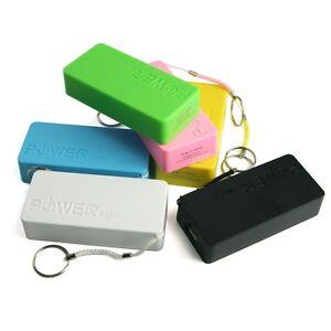Powerbank Akku Extern 5600mAh USB Ladegerät Universal Smartphone Power Bank