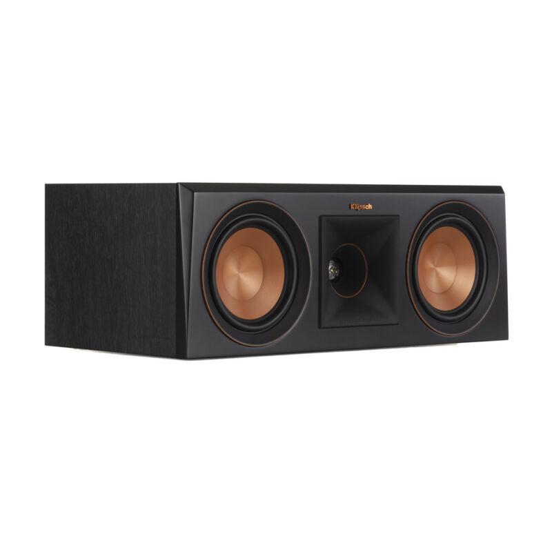 Klipsch Rp-500c Ebony Center Speaker - Each
