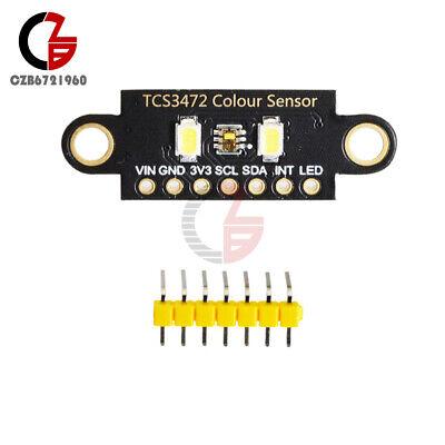 Tcs34725 Rgb 34725 Light Color Sensor Recognition Module Board For Arduino