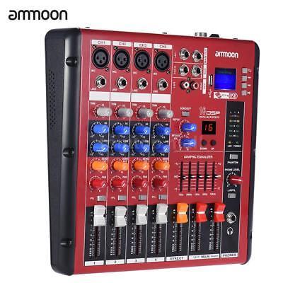 ammoon 4 String JB Electric Bass Guitar Basswood Body 21 Fre