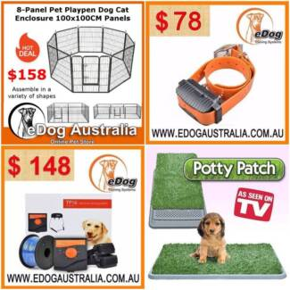 Dog accessories -Electric Fence,Seat Cover,Cage,Anti Bark Collar