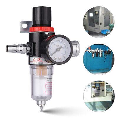 14 Air Compressor Pressure Regulator Trap Oil-water Separator Filter Hs1410