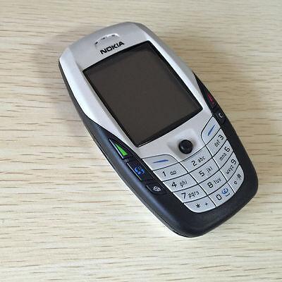 Unlocked Gsm Triband Bluetooth Phone - 100% Nokia 6600 - (Unlocked) Smartphone Tri-band GSM 2017 Free Shipping