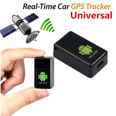 Mini Magnetic Locator Gps   Lbs Tracking System 4 6 Days Mobile Phone Operation