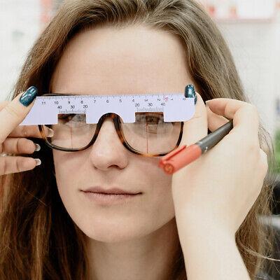 5/10pcs Optical Pupil Distance Ruler Ophthalmic PD Meter Eye Instrument