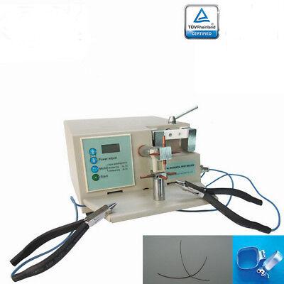 Dental Zoneray Hl-wd Spot Welder Microprocessor Control System Em