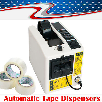 Best Price Automatic Tape Dispenser Electronic Tape Cutting Machine Cutter 110v