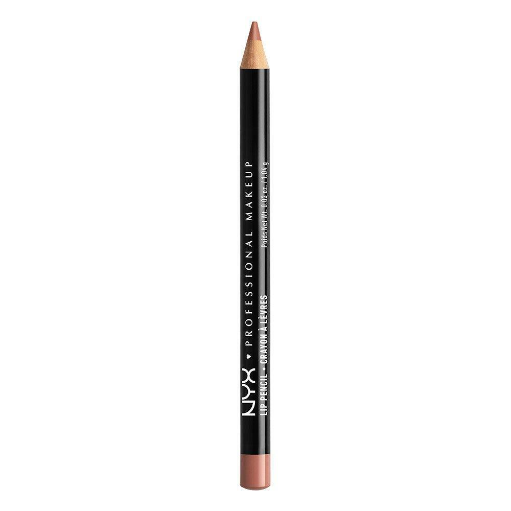 NYX Slim Lip Liner Pencil 860 Peekaboo Neutral