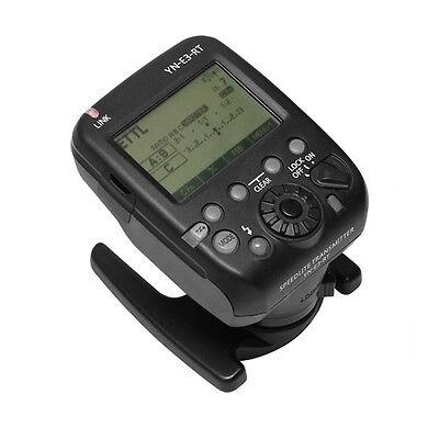 Yongnuo YN-E3-RT Speedlite Transmitter E-TTL Funkauslöser Blitzauslöser Canon