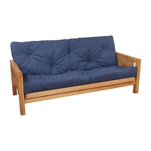 Double Futon Wooden