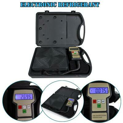 220 Lbs For Hvac Refrigerant Electronic Charging Scales With Large Lcd Display
