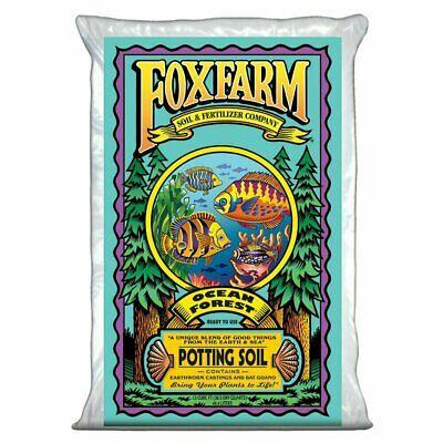 FoxFarm FX14000 Ocean Forest Plant Garden Potting Soil Mix 1.5 Cu Ft