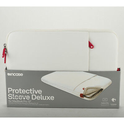 Incase Sleeve Deluxe Leather Pouch Case for MacBook Pro 13