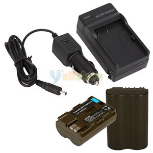 2-X-New-Battery-Charger-for-Canon-BP-511-EOS-20D-30D-50D-40D-300D-BP512
