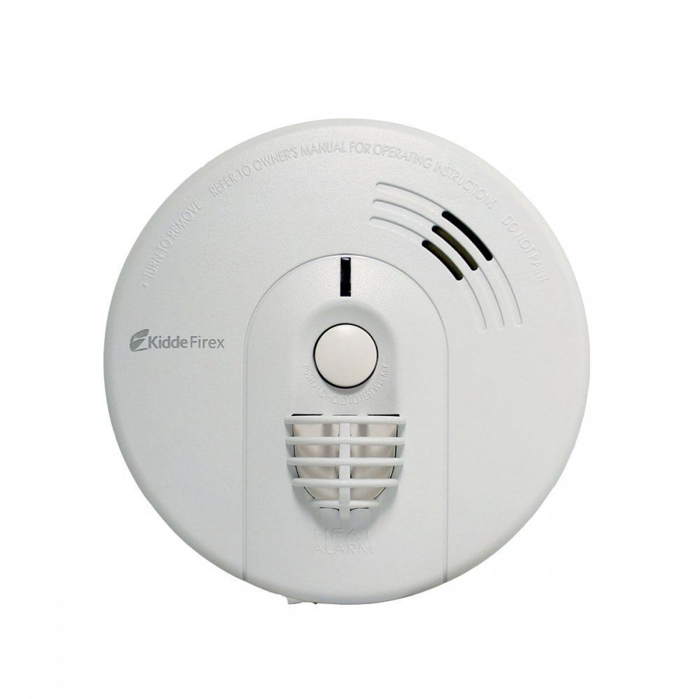 Brk 770mbx Hard Wired Mains Ionisation Smoke Alarm With 9v Battery Wiring Alarms To Kidde Firex Kf30 Heat Back Up Interlinkable
