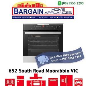 ELECTROLUX EVEP618SC 80L PYROLYTIC MULTIFUNCTION OVEN S/STEEL Moorabbin Kingston Area Preview