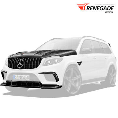 Body Kit for Mercedes Benz GLS X166 2015 2016 2017 2018 2019