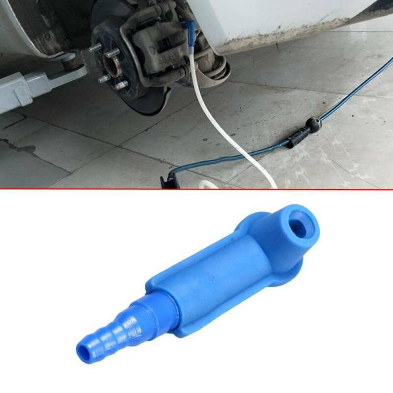 Auto Car Brake Fluid Replace Tool Pump Oil Bleeder Exchange Air Equipment Kits