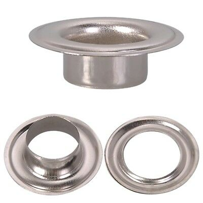 Grommets Washers 1000 4 12 Nickel Eyelet Die Sign Grommet Machine Press Tool