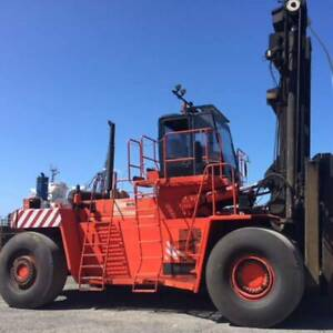 Fantuzzi 36T Used Forklifts FDC360 Altona Hobsons Bay Area Preview
