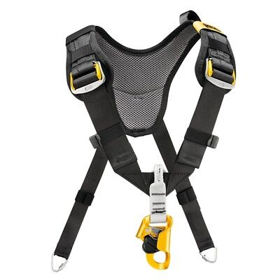 Petzl 2018 TOP CROLL Chest Harness for Astro Avao Falcon Harness 10-11mm Rope