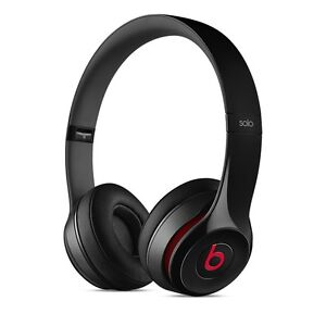 Beats by Dre Solo 2.0 On-Ear Headphone with Microphone (black)
